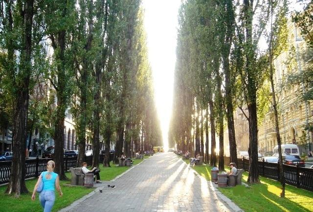 Kiev gezi notları