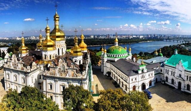 Kiev gezi rehber