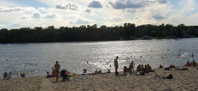 Kiev yüzmek
