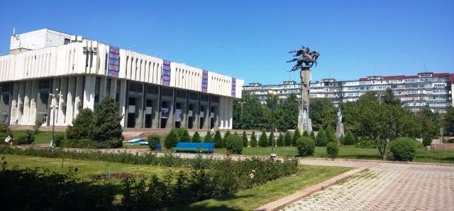 Bişkek başkent