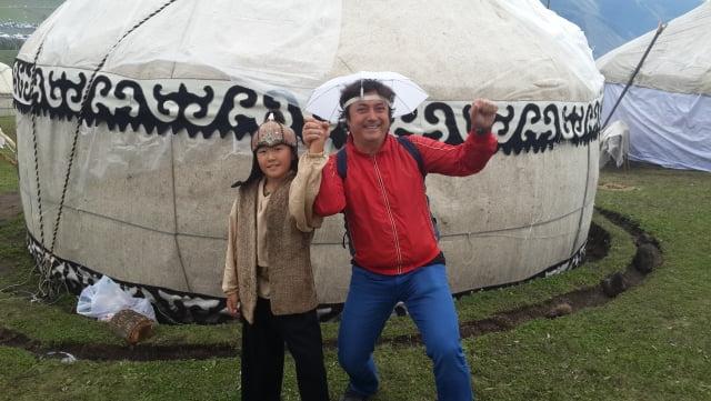 Kırgızlar kültür