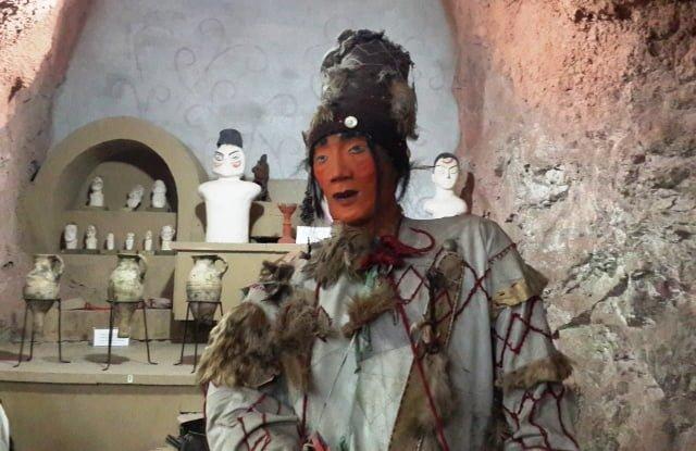 Şaman Kırgız