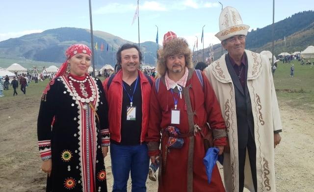 Asya Türk boyları