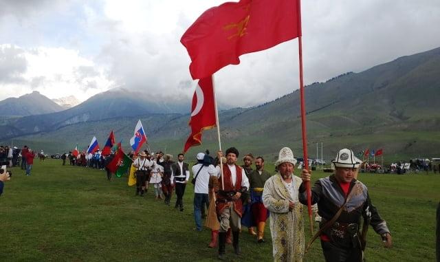 Kırgız Türkler