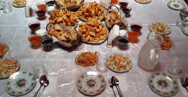 Kırgızistan yemekleri