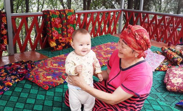 Kırgızistan gezisi