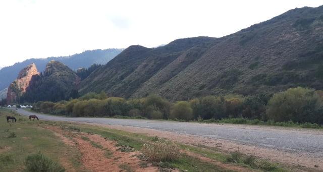 Kırgızistan turu