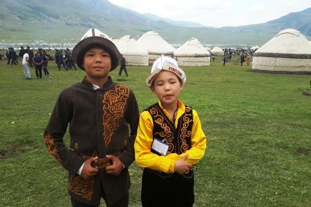 Kırgızistan gelenekler