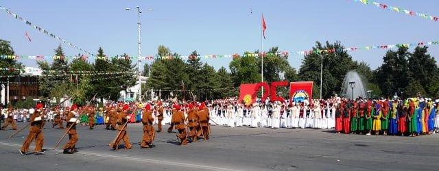 Kırgızistan gezi yorum
