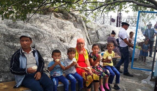 Kırgızistan gezisi notları