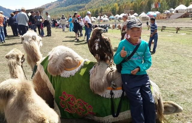 Kırgızistan insanları