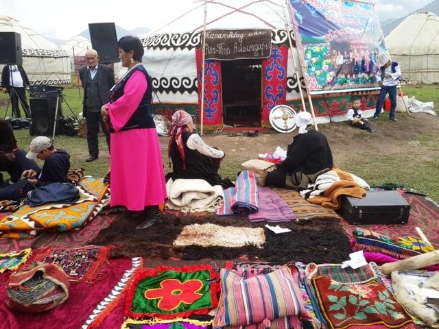 Kırgızistan kültüru