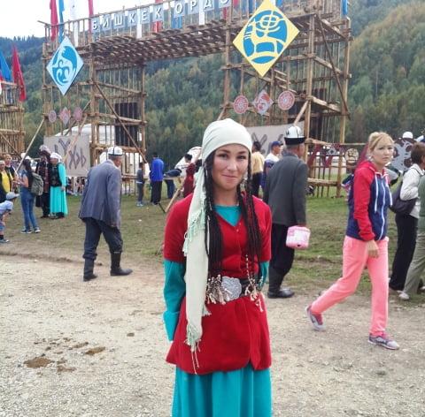 Kırgızistan kültür