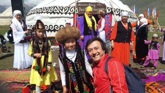 Kırgızistan ülkesi