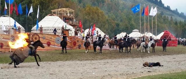 Kırgızistan tarihi gelenekleri