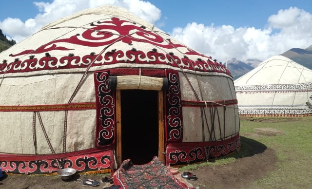 Kırgızistan yaşam