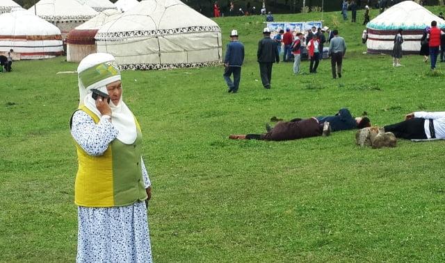 Kırgızistanlılar