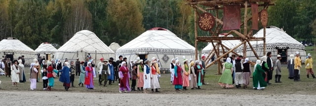 Kırgızlarda yaşam
