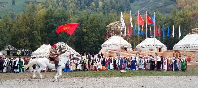 Kırgızistan gelenekleri