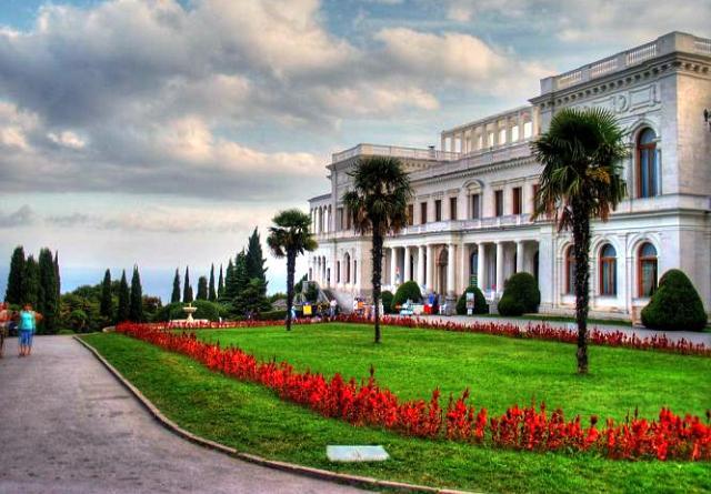livadiya sarayı