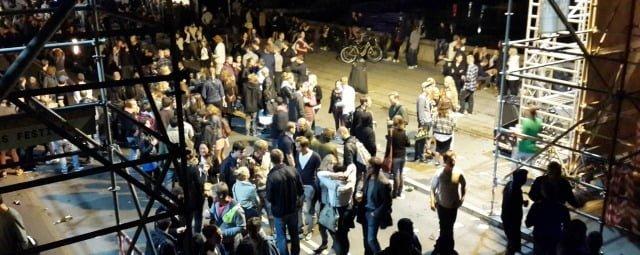 Kopenhag gece
