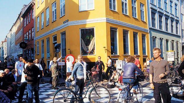 Kopenhag öğrenci hayatı