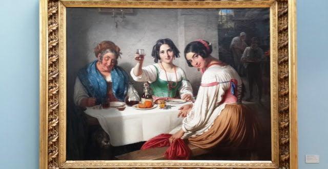 Kopenhag sanat galerisi