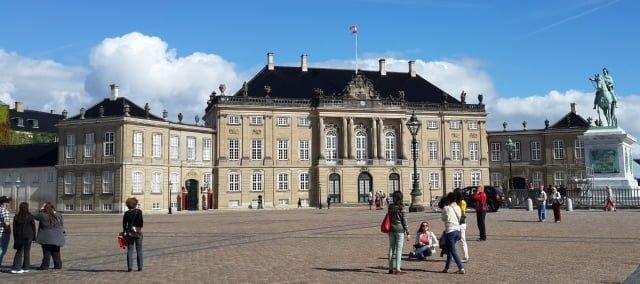 Kopenhag sarayı