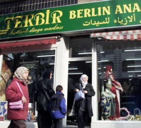 Berlin Türk nüfusu