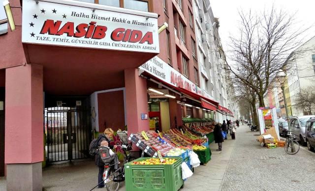 Kreuzberg Turks