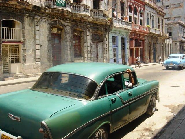 küba seyahat