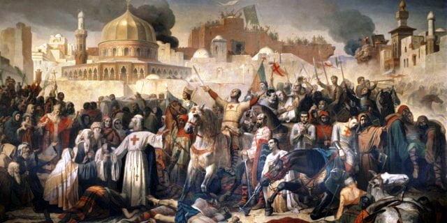 Kudüs Haçlı Seferleri