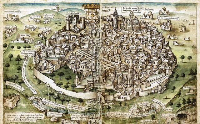 Kudüs tarihi hakkında bilgi