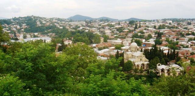 kutaisi gürcistan