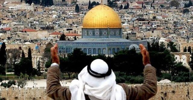 Kudüs kutsal şehir