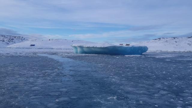 Kutuplarda iklim