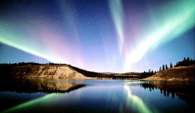 kuzey ışıklar northern lights