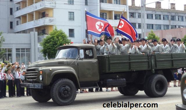 north korea military power