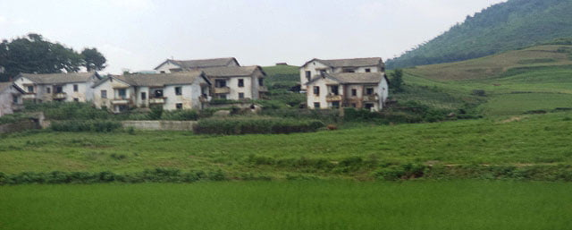 north kore village