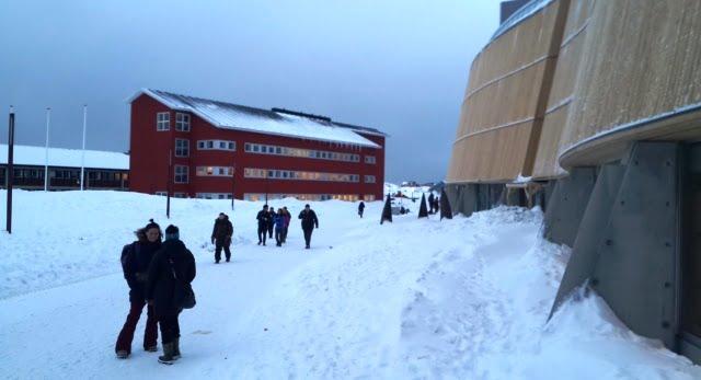Kuzey Kutbu yaşam