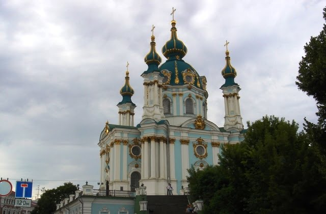Kyiv gezilecek yerler