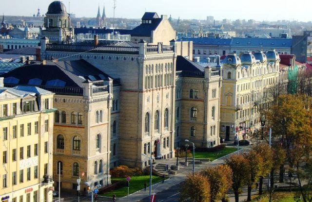riga letonya üniversitesi