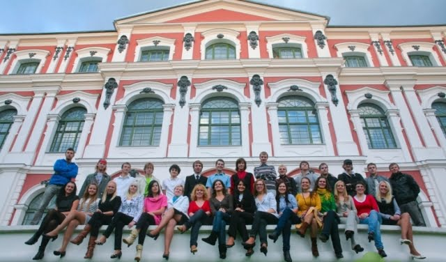 letonya'da üniversite okumak