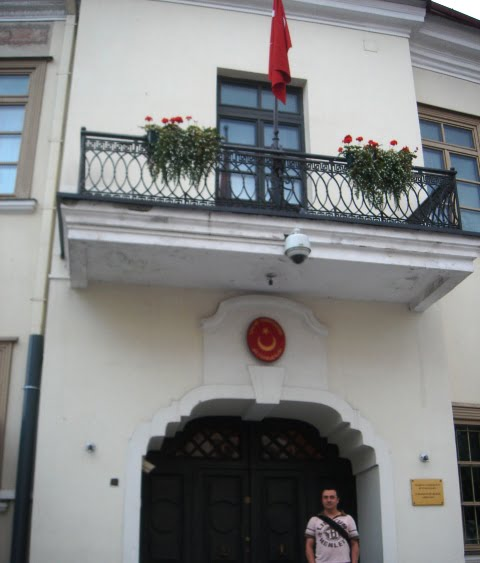 Vilnius Türkiye Konsolosluğu