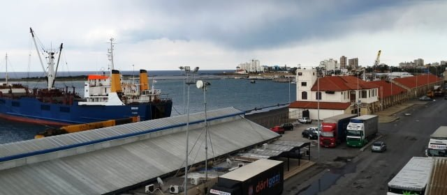 Mağusa Limanı Kıbrıs