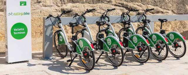 Malta bisiklet kiralama