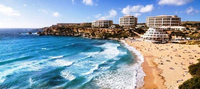 Malta deniz tatil