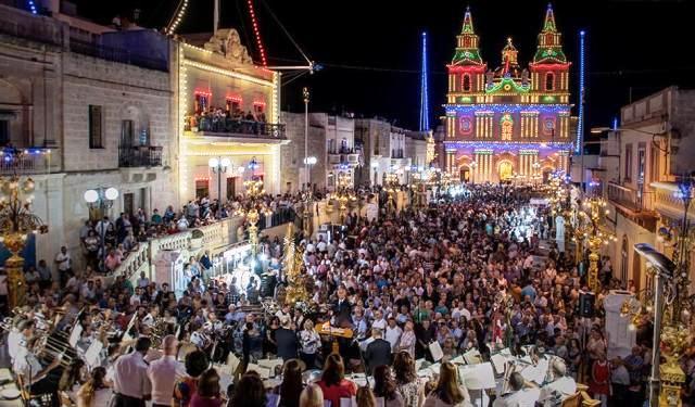 Malta festivaller