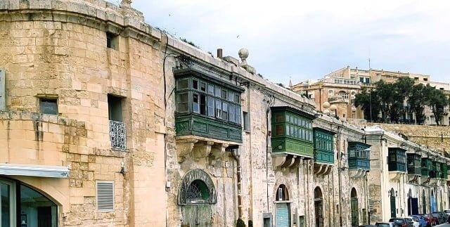 Malta gezi yazısı