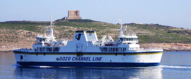Malta Gozo feribot